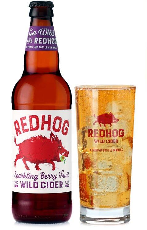 Redhog Berry Fruit Cider