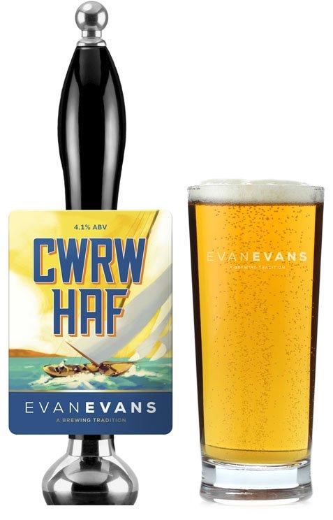 evan evans cwrw haf beer