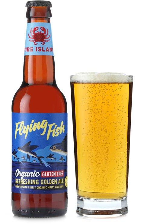 Fire Island Flying Fish Beer