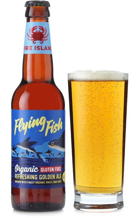 Fire Island Flying Fish Beer