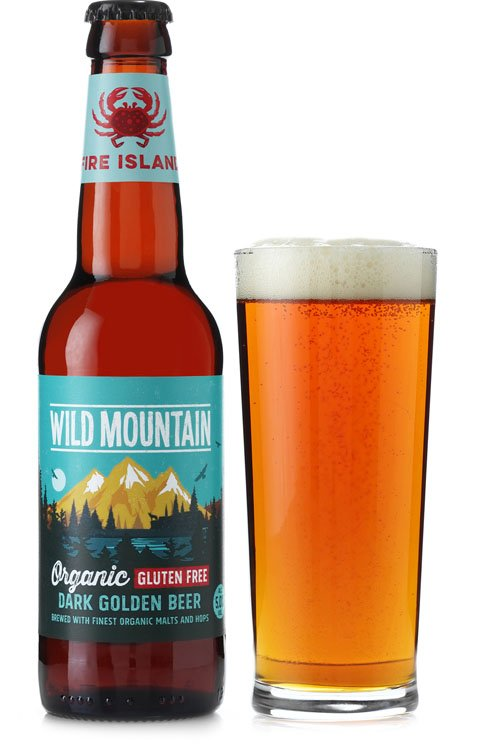 Fire Island Wild Mountain beer
