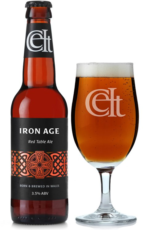Celt Iron Age beer