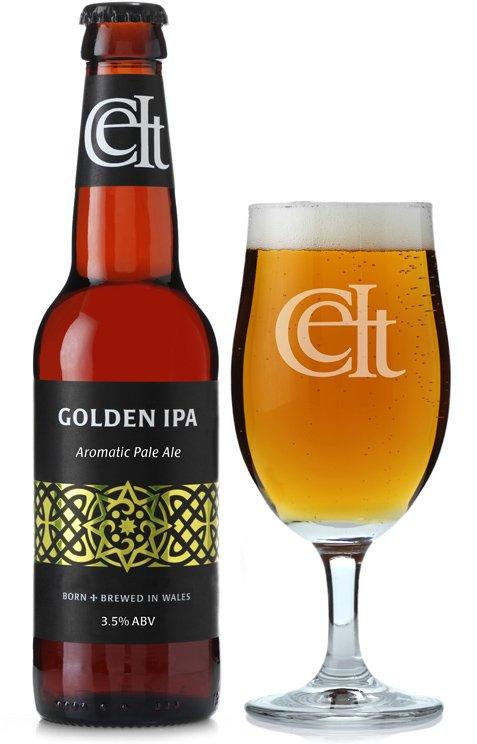 Celt Golden IPA