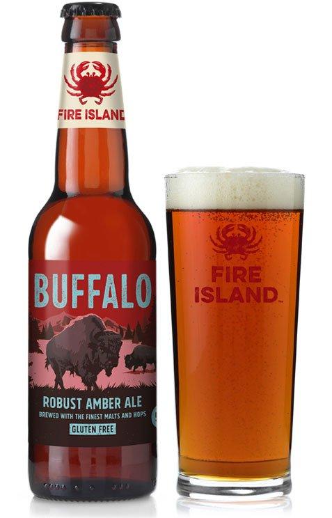 Fire Island Buffalo