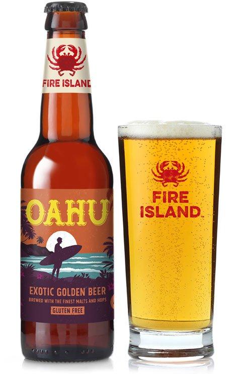 Fire Island Oahu