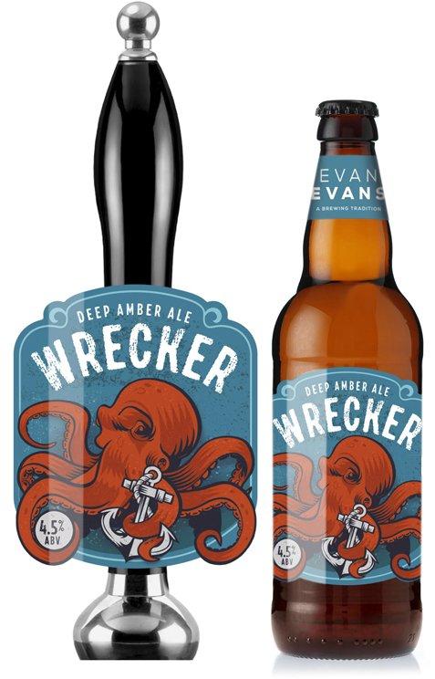 Evan Evans Wrecker