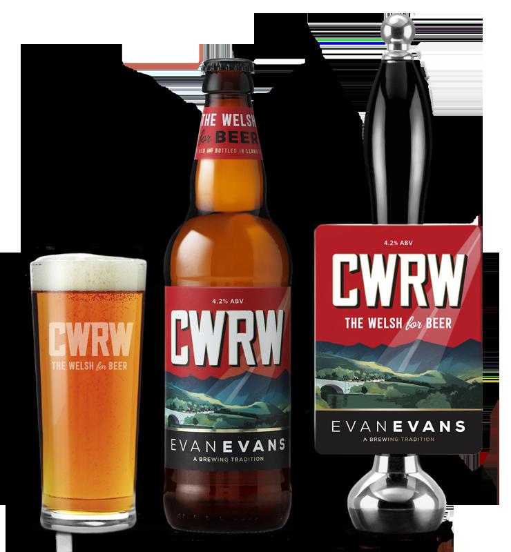 Evan Evans Beers