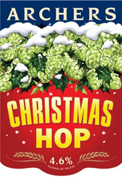 Christmas Hop Cask Ale