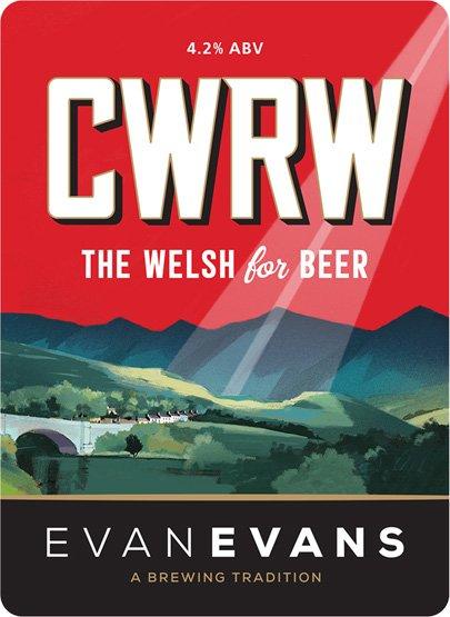 CWRW Cask Beer