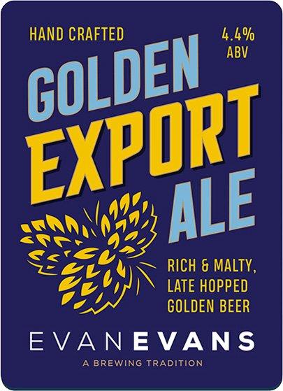 Golden Export Ale Cask