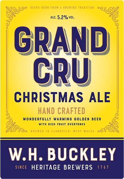 Grand Cru Cask Ale