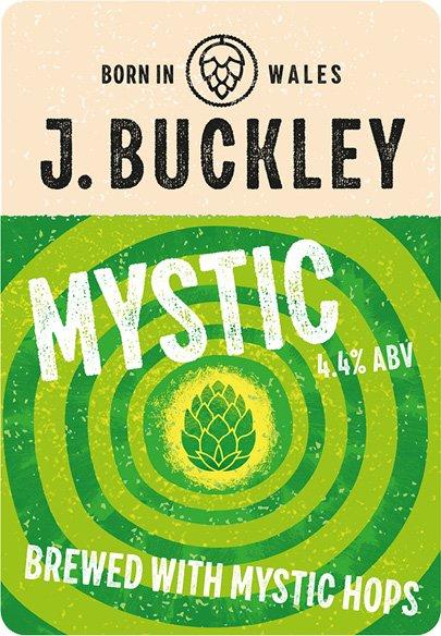 J BUCKLEY BREWER MYSTIC