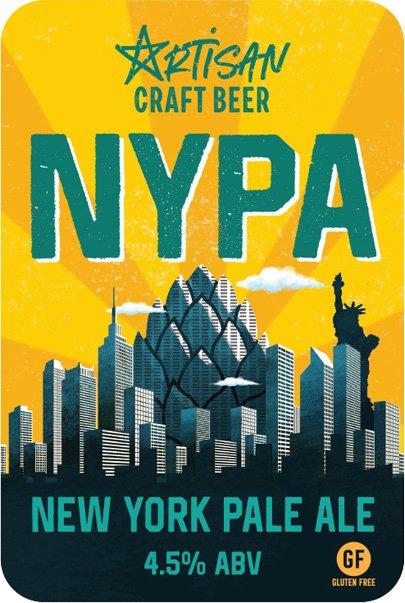 NYPA Cask Ale
