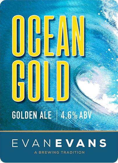 Ocean Gold Pump Clip