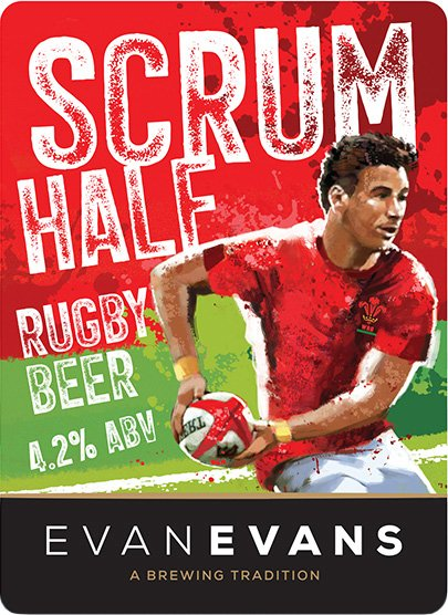Scrum Half Cask Ale