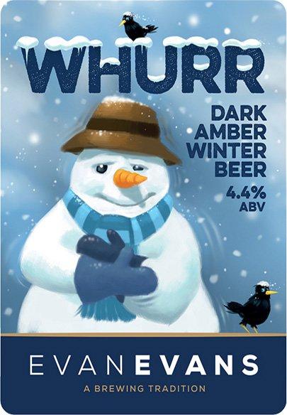 Whurr Cask Ale